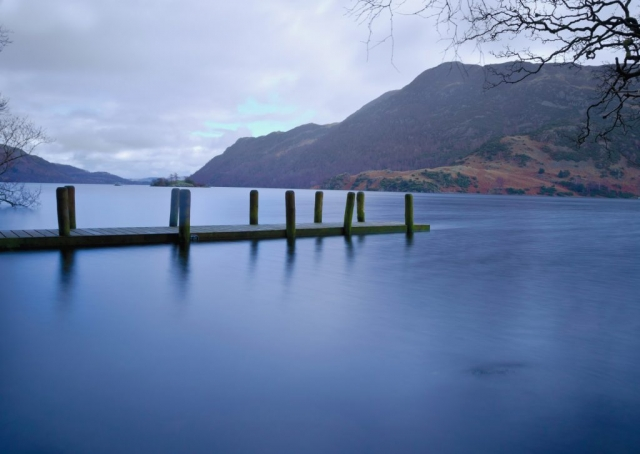 Matt Cocklin | The Lake | Limited edition photograph | 42x21cm, unframed | £40